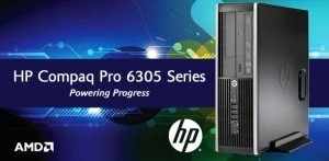 HP Powering progress