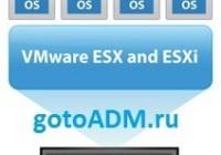 Резервное копирование ESXi