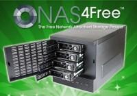 Установка NAS4Free