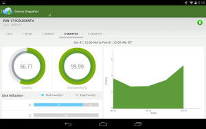 программа для Android Web Monitor