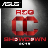 ASUS ROG OC Showdown 2015