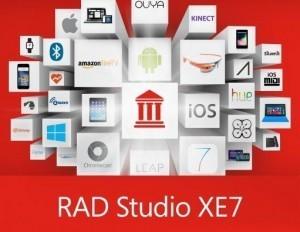 RAD Studio XE7 2015