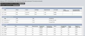 Импорт созданного пула дисков в веб-интерфейс NAS4Free