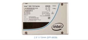 """Intel SSD 750 series 2.5"""""""