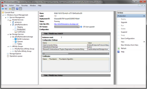Windows Azure MMC