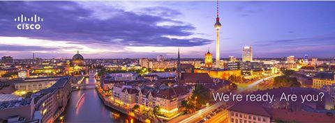 Конференция в Берлине - Cisco Live 2016