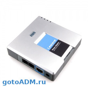 Удаленная перезагрузка Linksys PAP2T и Cisco SPA2102