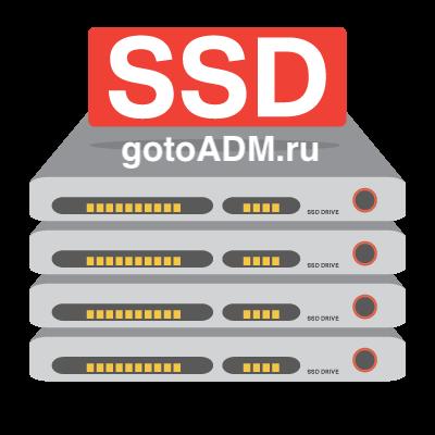 тестирование дисков на виртуальном и физическом сервере